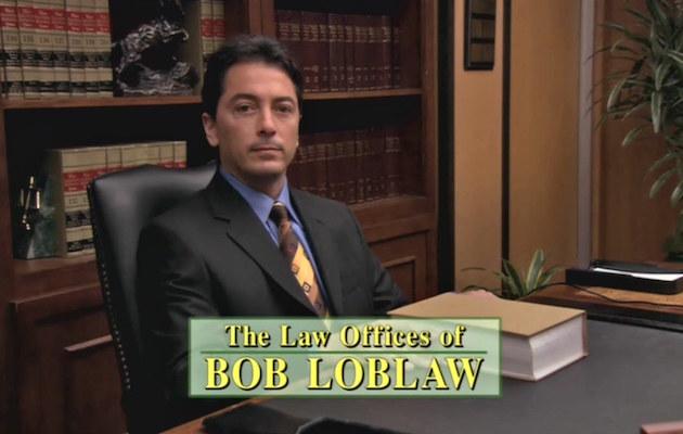 Bob Loblaw of Arrested Development