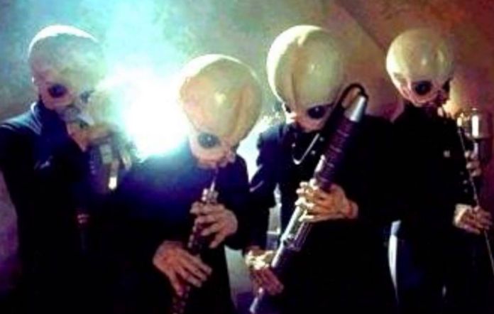 The Cantina Band song is Australia's favourite sex jam