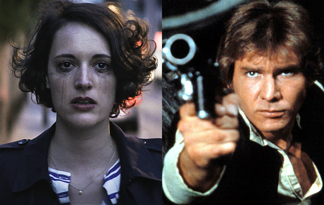 Phoebe Waller-Bridge to star in new 'Star Wars' Han Solo spin-off film