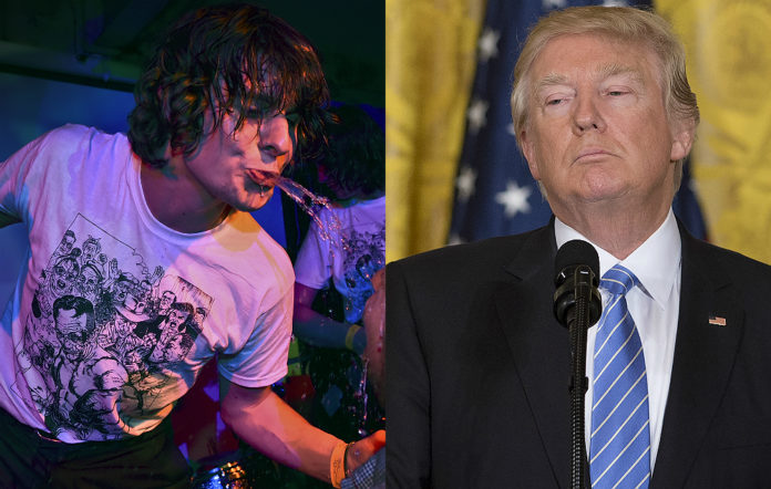 Cabbage's Joe Martin and Donald Trump
