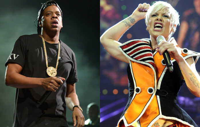 Jay Z and Pink are headlining V Festival 2017