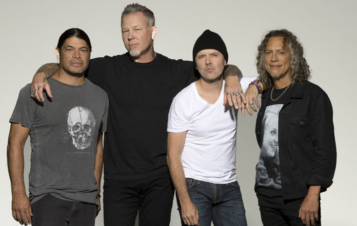 Metallica Want To Be The First Band To Play In Space Nme