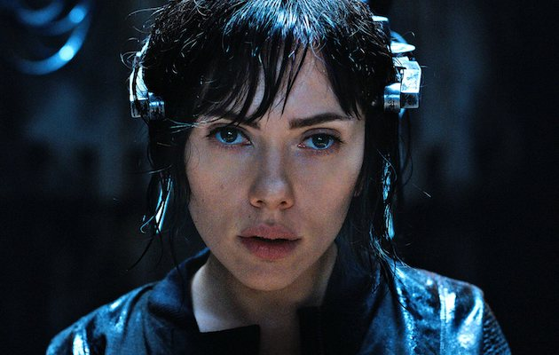 Scarlett Johansson Responds To Ghost In The Shell Whitewashing Accusations Nme