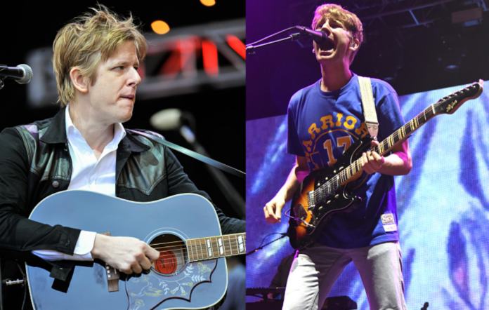 Spoon's Britt Daniel and Glass Animals' Dave Bayley