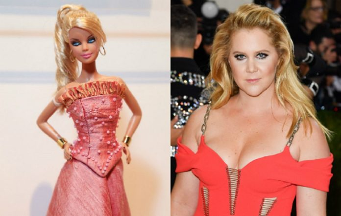 Barbie and Amy Schumer