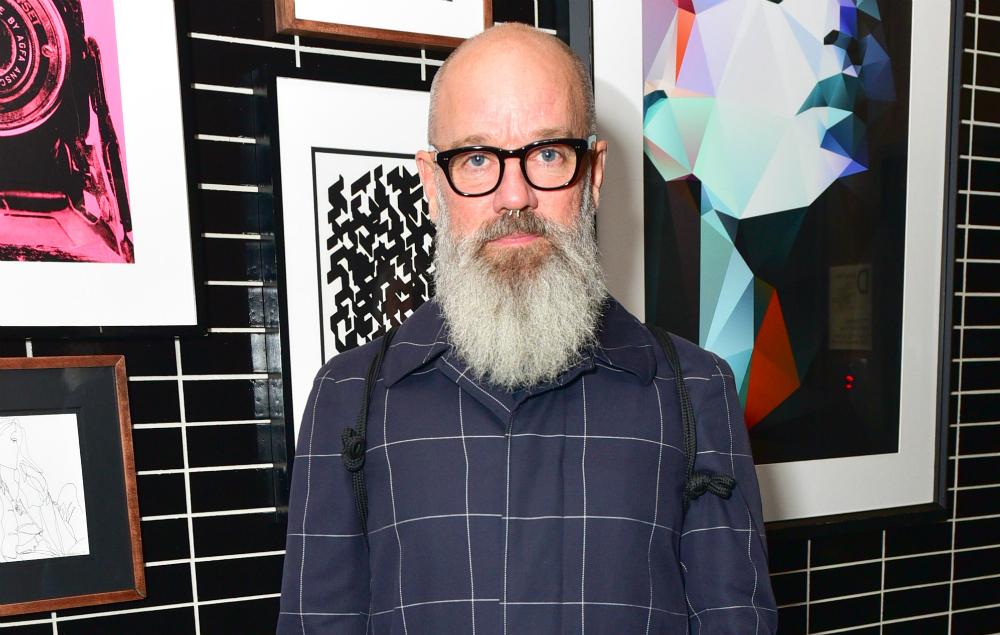 Michael Stipe photo book