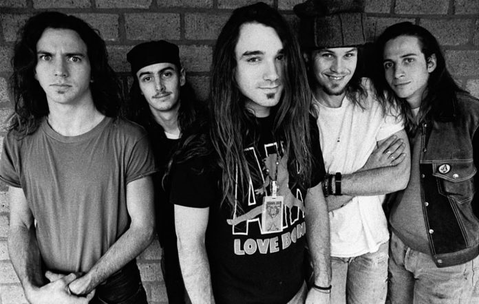 Pearl Jam Rock and Roll Hall of Fame