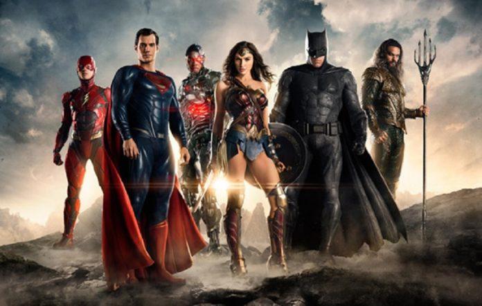 'Justice League' stars