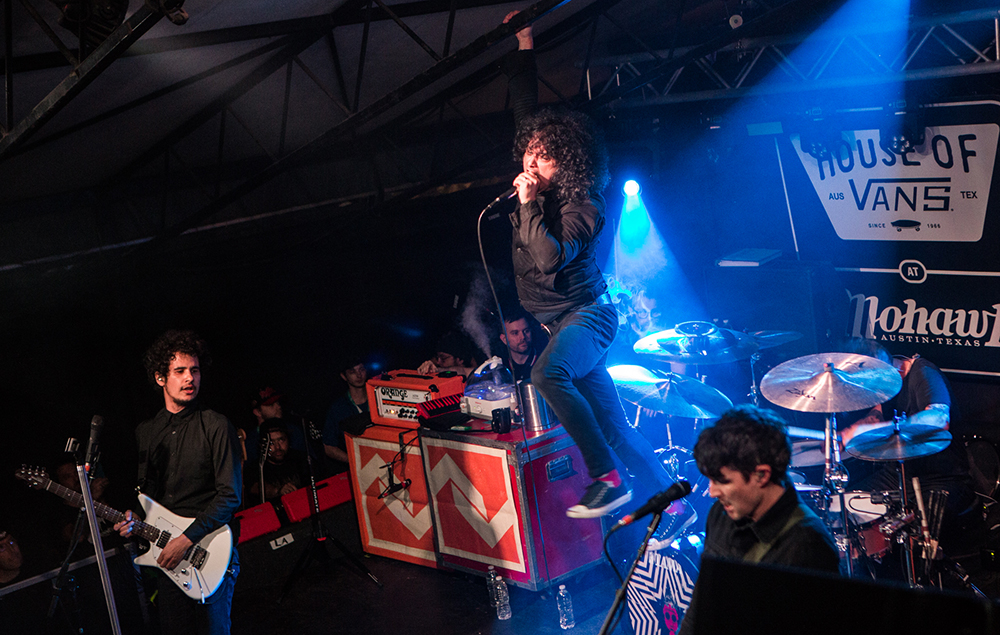 At The Drive In - SXSW 2017