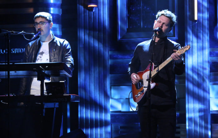 Alt-J performing