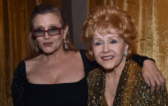 Carrie Fisher and Debbie Reynolds' memorial will be live-streamed