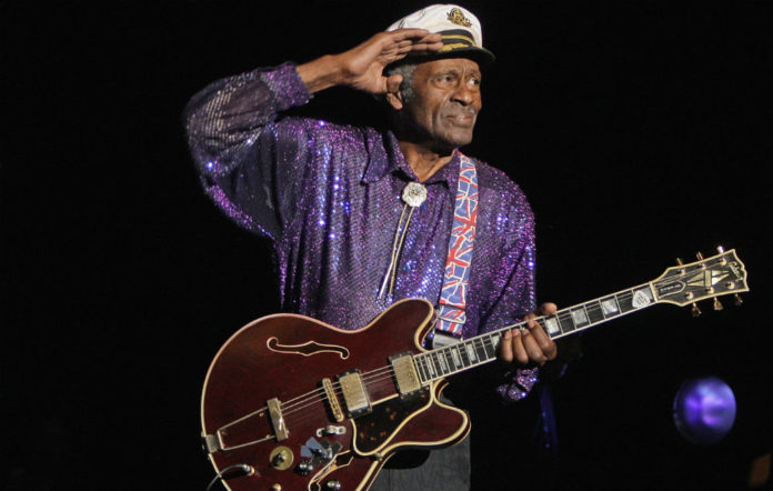 Chuck Berry's new single 'Big Boys' has been released