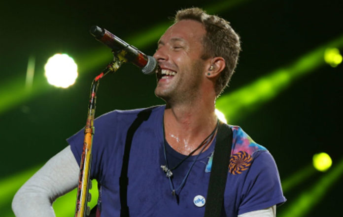 Coldplay announce new EP 'Kaleidoscope'
