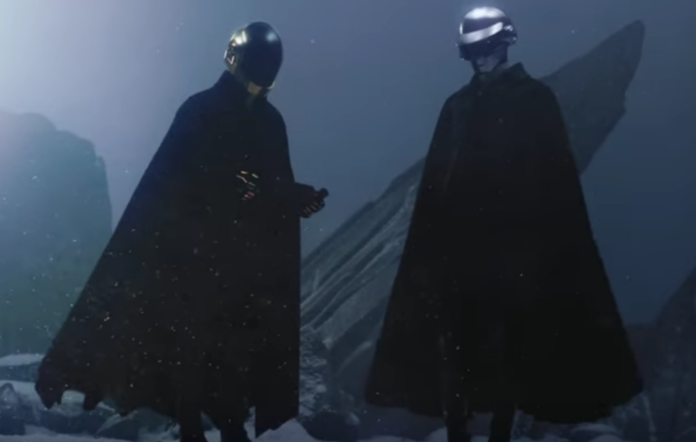 Daft Punk join The Weeknd in the 'I Feel It Coming' video