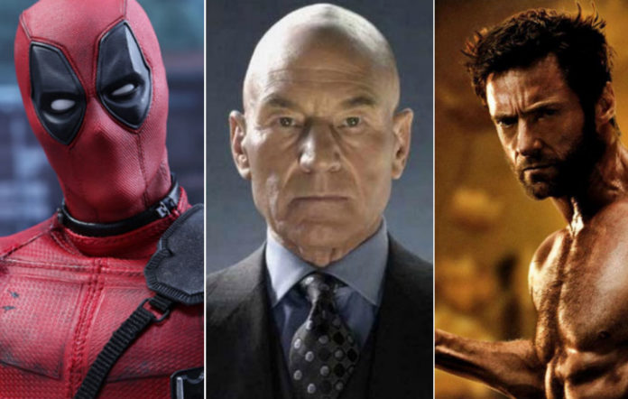 Patrick Stewart discusses a Deadpool-Wolverine crossover movie