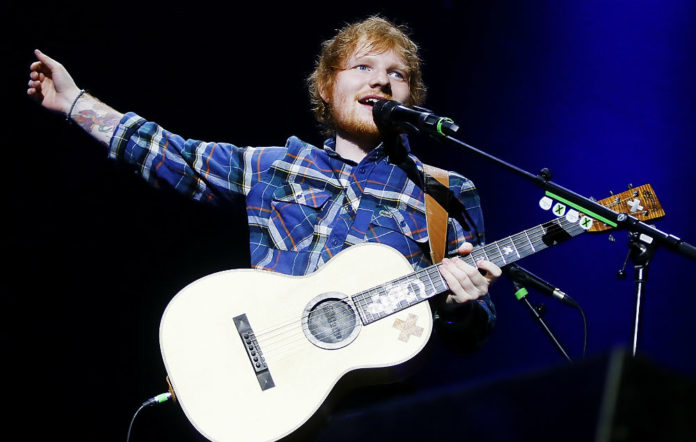 Ed Sheeran apologises to busker banned from Facebook after covering his song