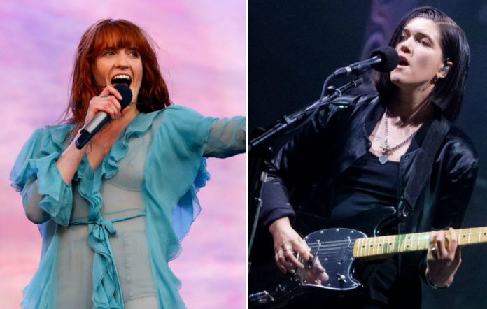 Florence Welch joins The xx in London