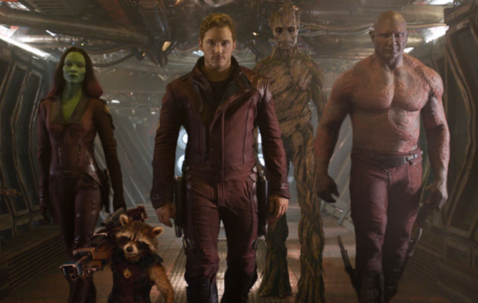 The 'Guardians Of The Galaxy' cast have made a mixtape