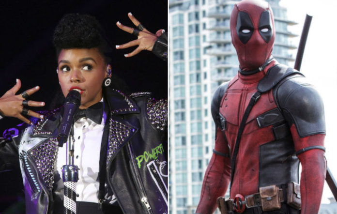 Janelle Monáe wanted for Deadpool 2 role