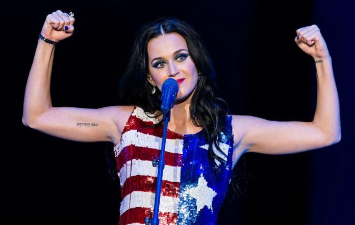 Katy Perry to headline BBC Radio 1's Big Weekend
