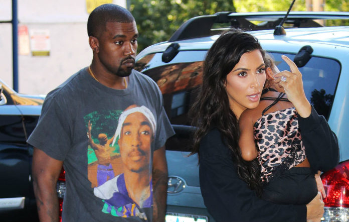 North West is already making music
