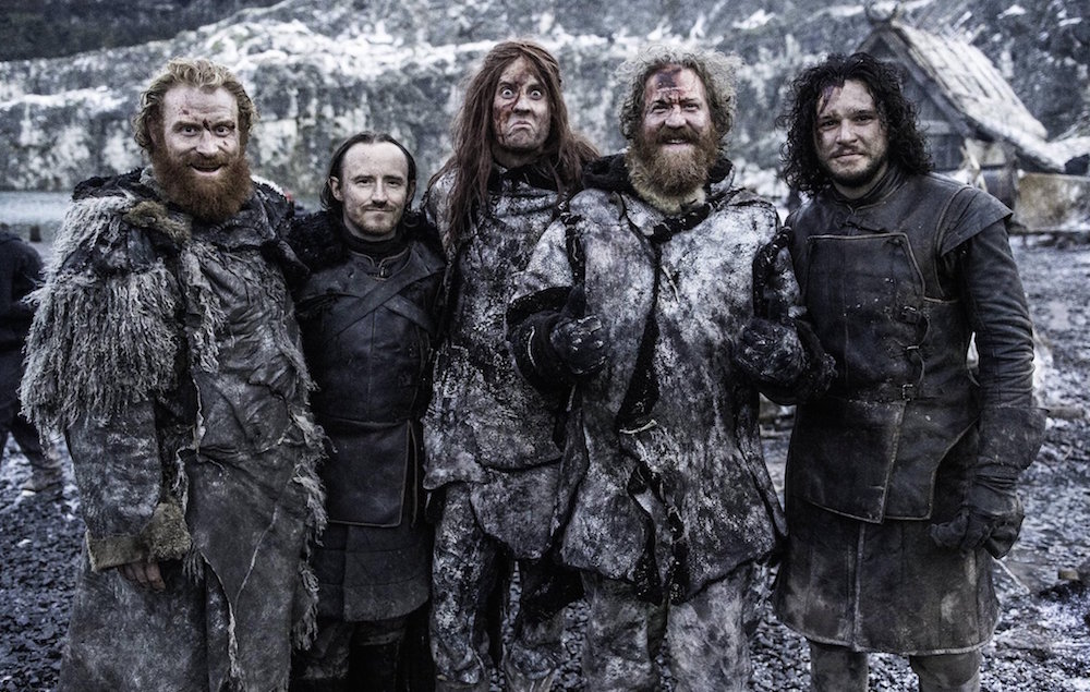 Mastodon's Brent Hinds in Game of Thrones season 5