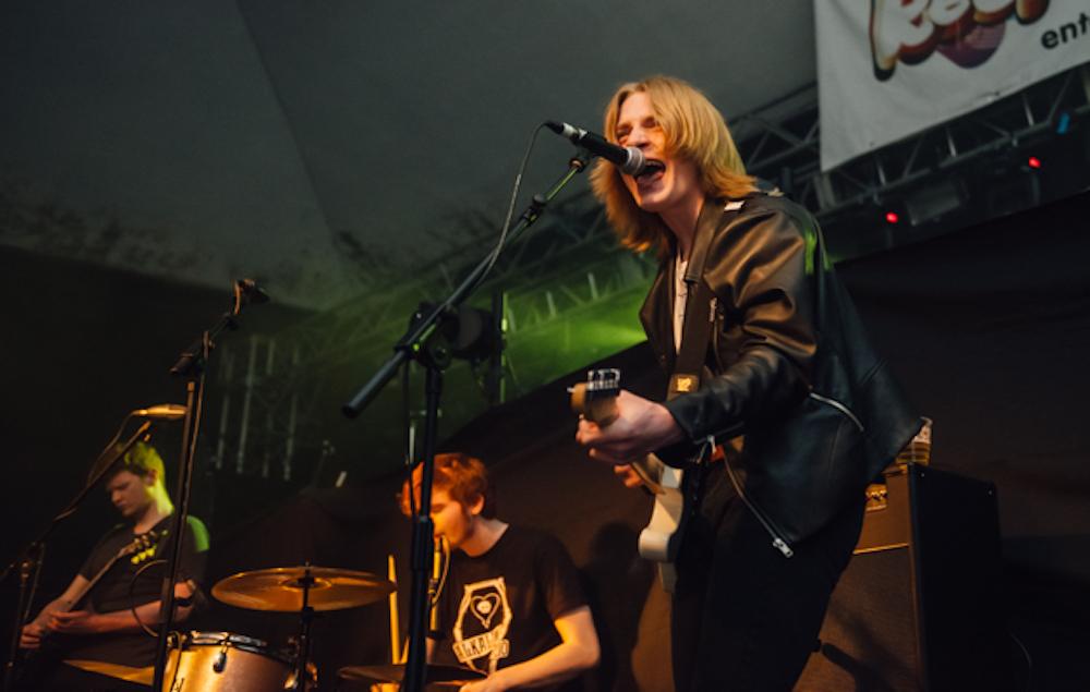 VO5 NME Awards Tour - Keele University