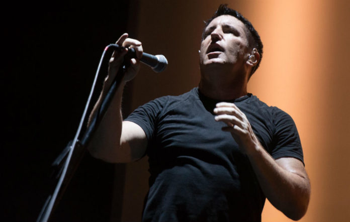 Nine Inch Nails send fans envelopes containing strange black powder