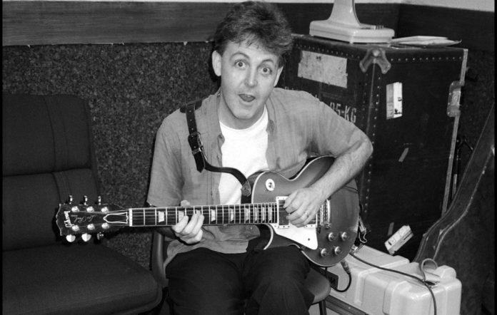 Paul McCartney, 1987