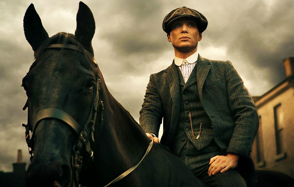 Filming begins on the new series of 'Peaky Blinders'