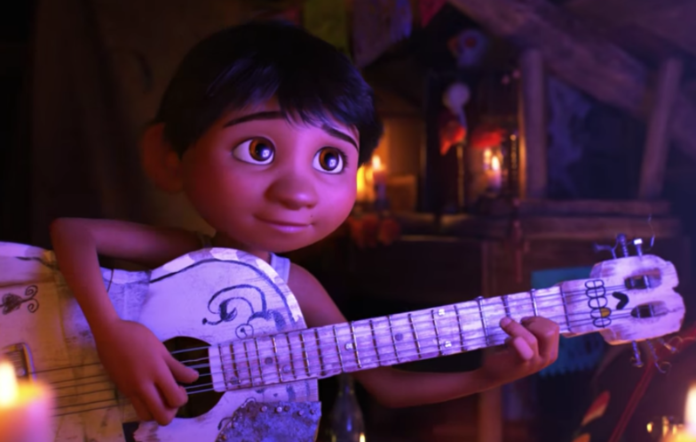 Disney Pixar share the first 'Coco' trailer