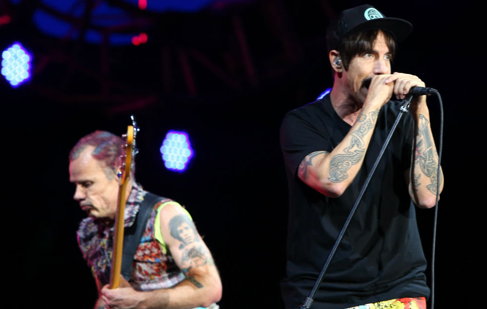Leeds and LA have the same music taste, including Red Hot Chili Peppers
