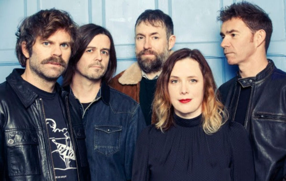 Slowdive announce first album in 22 years