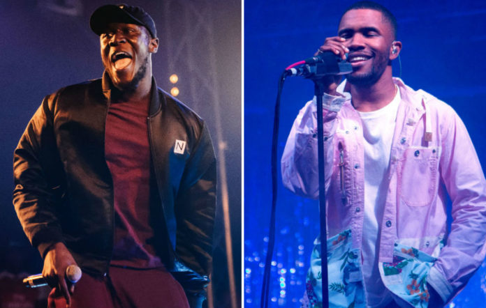 Stormzy covers Frank Ocean in the Live Lounge