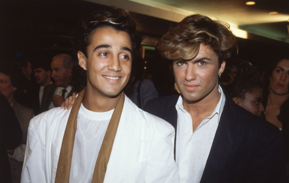 Andrew Ridgeley slams Channel 5's 'mucky' George Michael documentary
