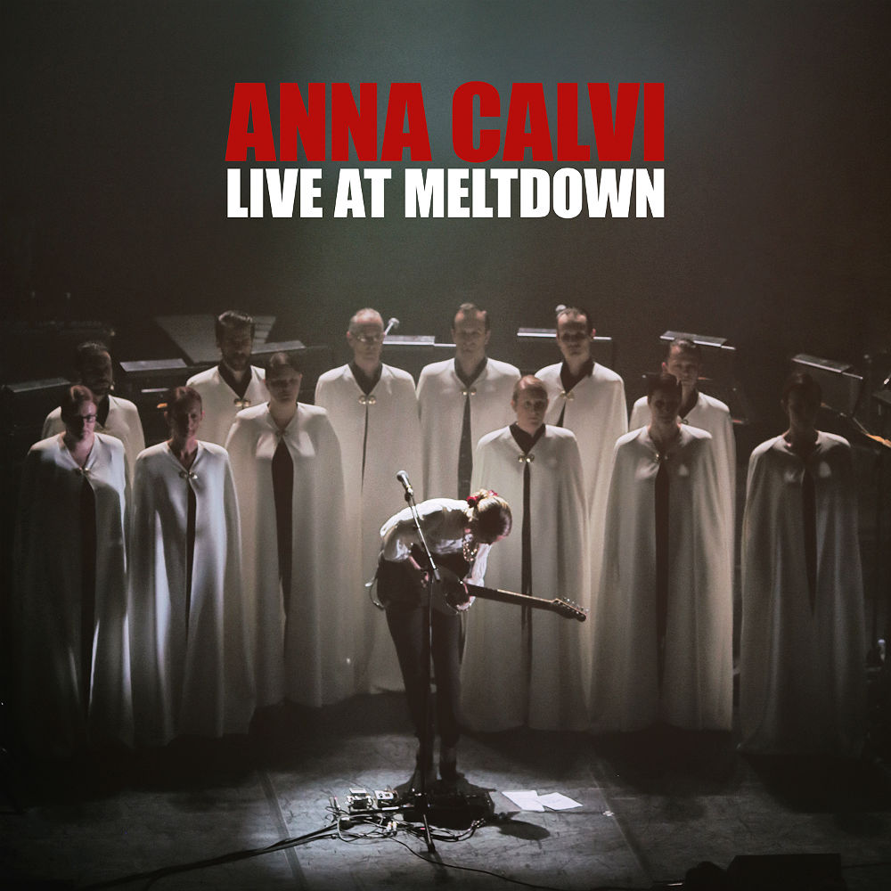 Anna Calvi releases 'Live At Meltdown' for Record Store Day 2017