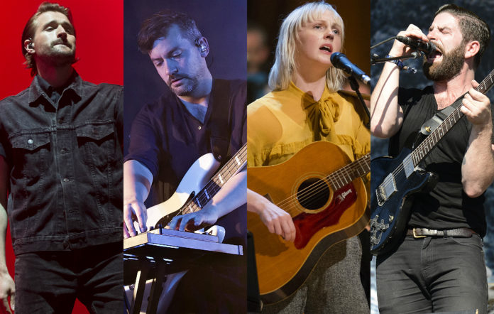 Wild Beasts, Bonobo, Laura Marling and more will be joining Foals at Citadel 2017