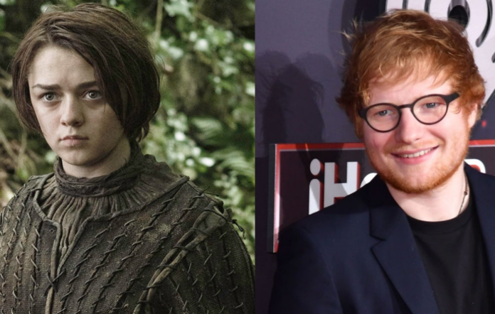 Ed Sheeran set to make a cameo in season 7 of 'Game of Thrones'