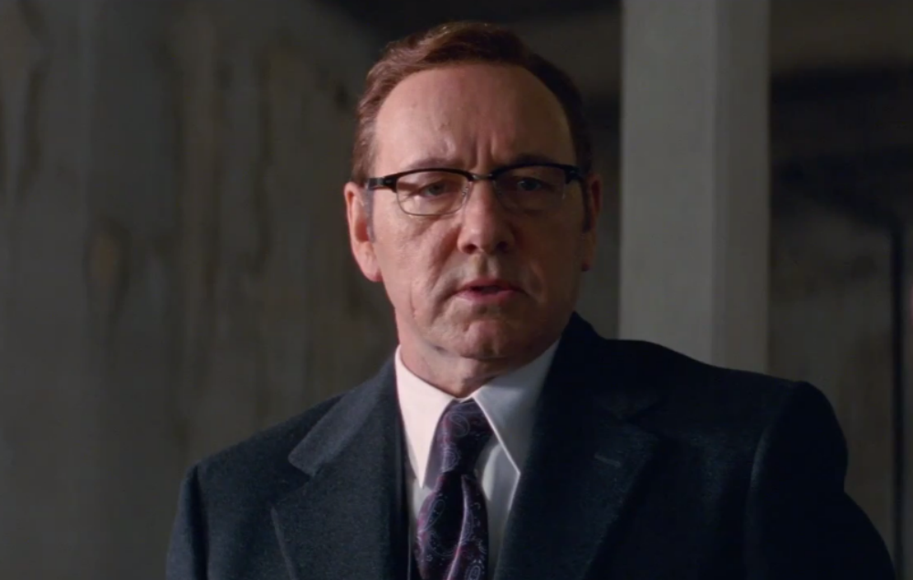 Kevin Spacey in 'Baby Driver'