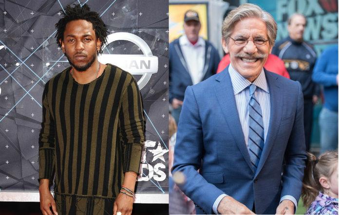 Kendrick Lamar Geraldo Rivera diss