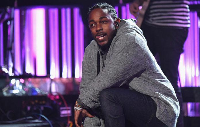 Kendrick Lamar mum text