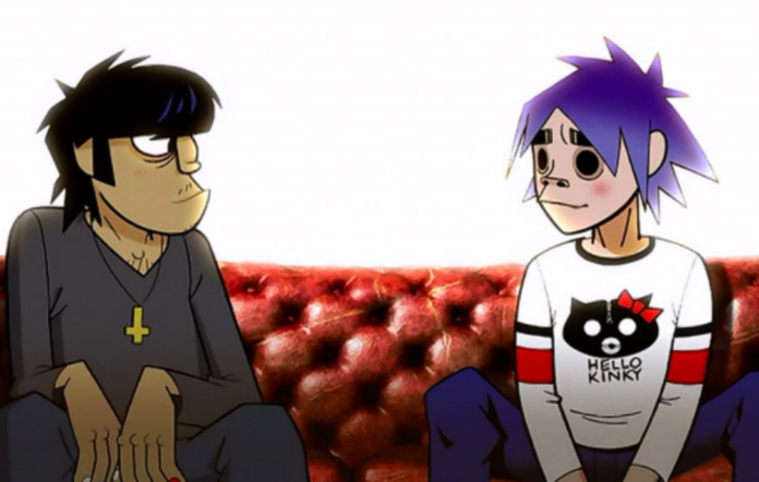 2D and Murdoc