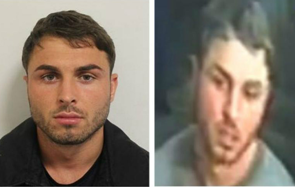 Police want to speak to Arthur Collins