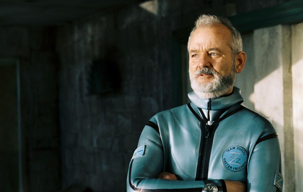 Bill Murray in 'The Life Aquatic'