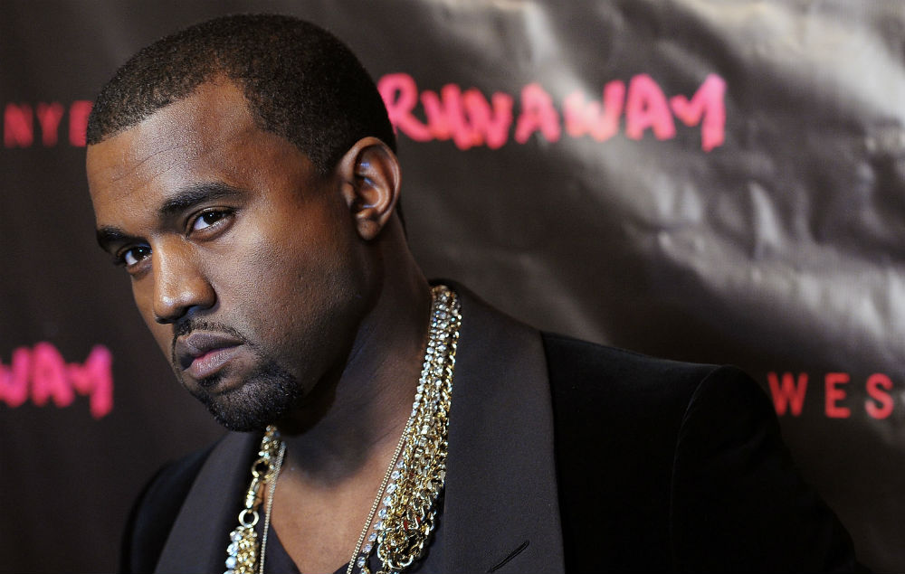Kanye West launches new line of $13,000 necklaces