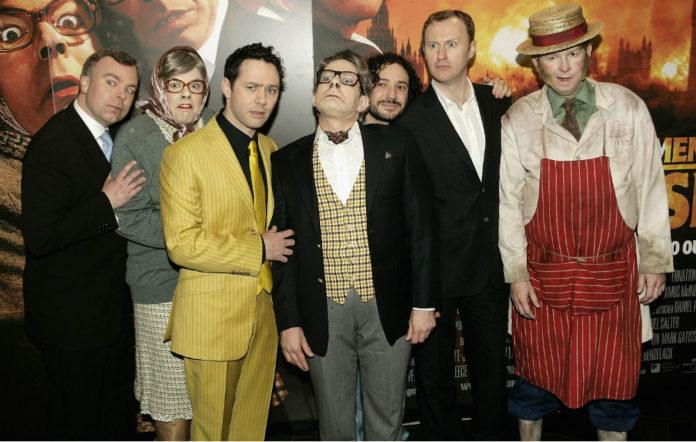 'The League of Gentlemen'
