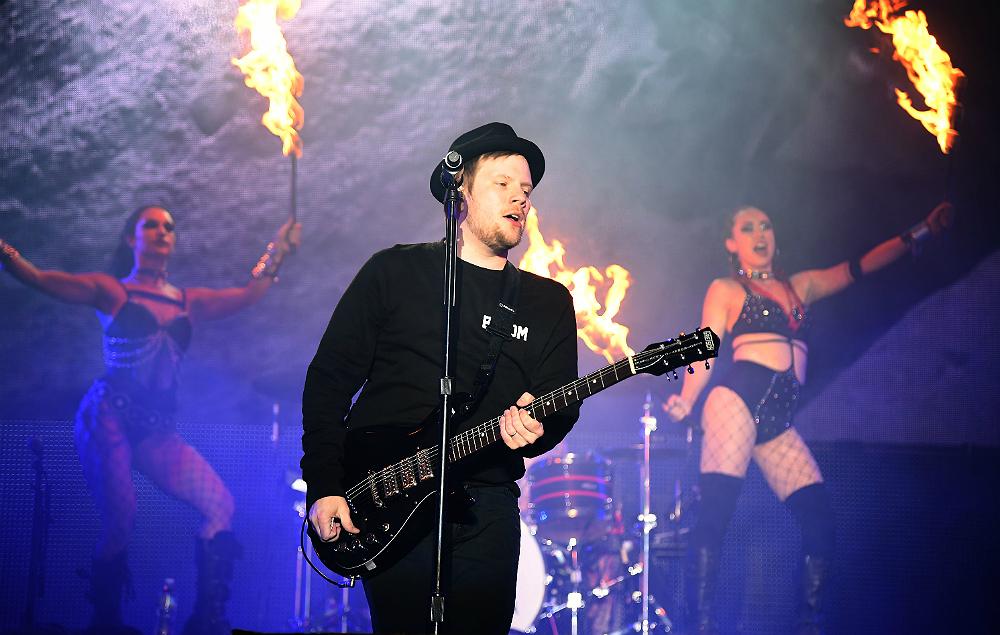 Fall Out Boy's Patrick Stump