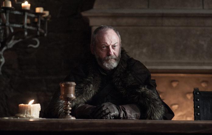 Davos Seaworth in Game of Thrones season 7