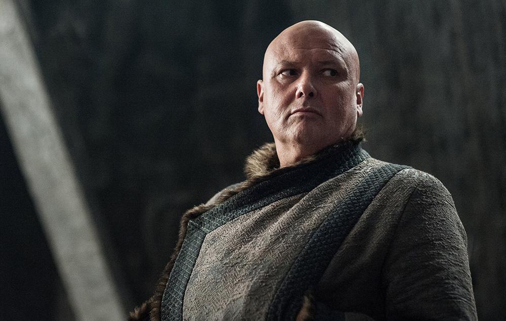 Varys in Game of Thrones season 7