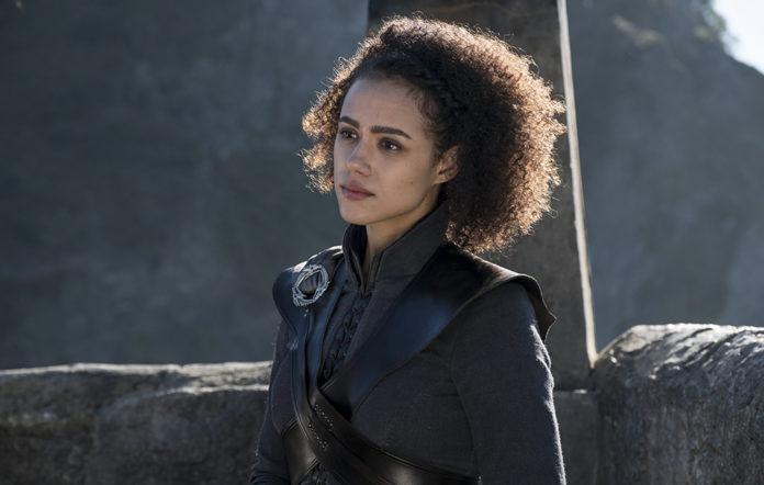 Missandei in Game of Thrones season 7